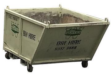 Crane Bin