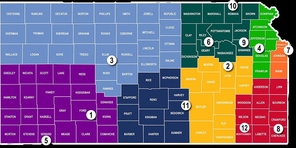 Kansas SBDC Map.png