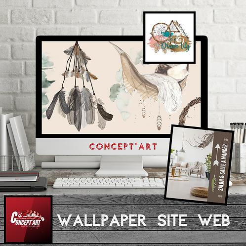 WALLPAPER VECTORIEL