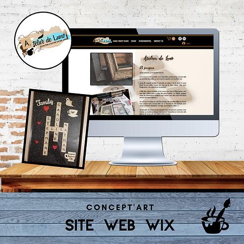 SITE E-COMMERCE PRO-ARTISTES & CREATEURS