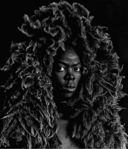 """""""Talk Back"""" at The Cummer Museum: """"It's what comes from within that is beautiful."""" - Zanele Muholi"""