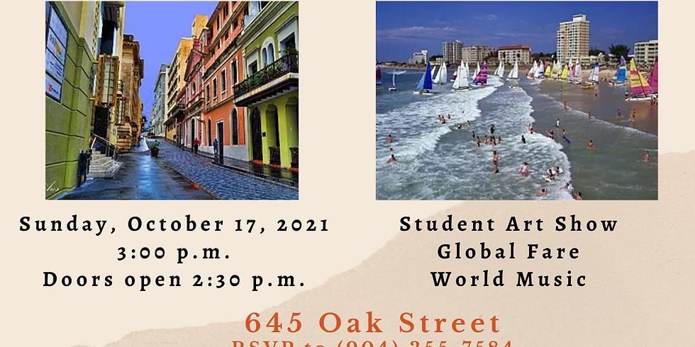 Sister Cities Concert & Art Show