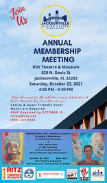 JSCA's 10-23-2021 Annual Meeting and Art Exhibit