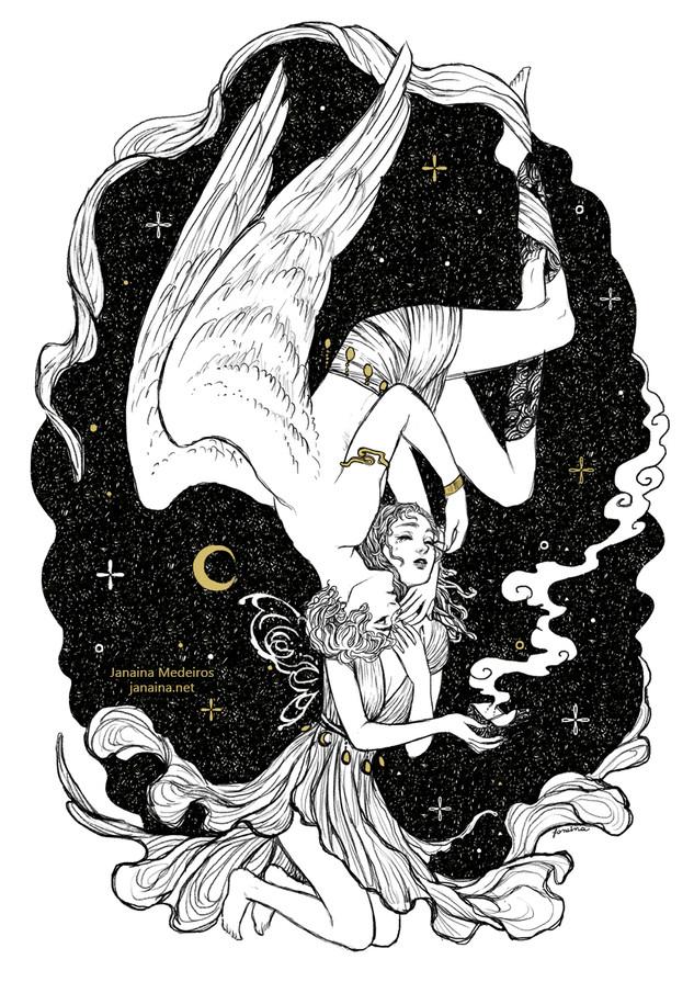 Psyche & Eros / The Last Task
