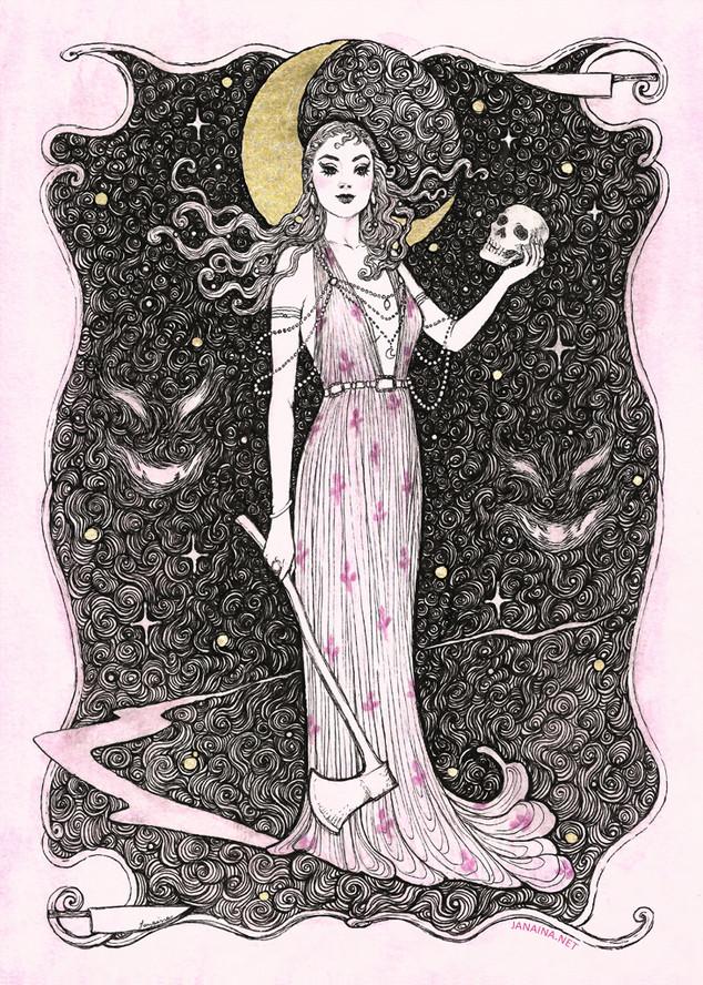 Dama do Horror
