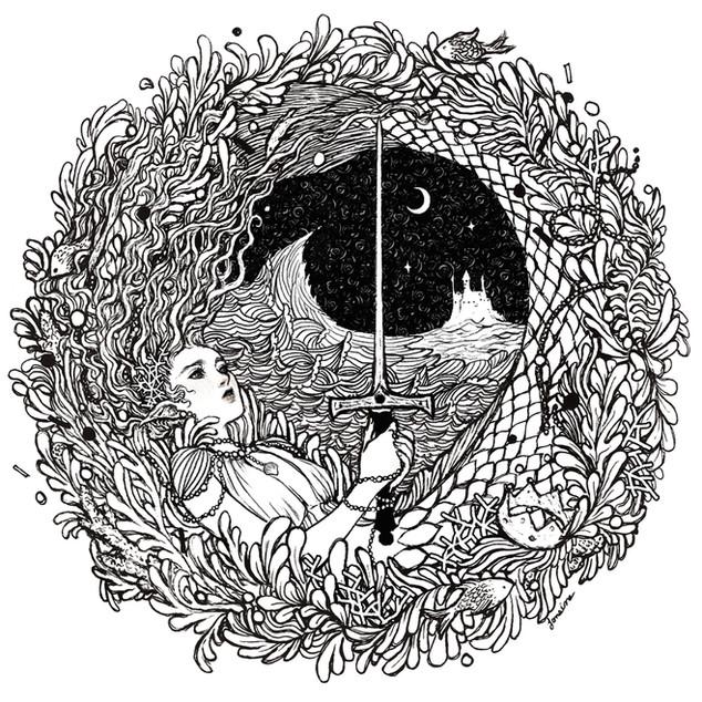 The Mermaid & The Sword