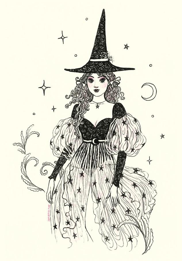 Witch Fashion 1