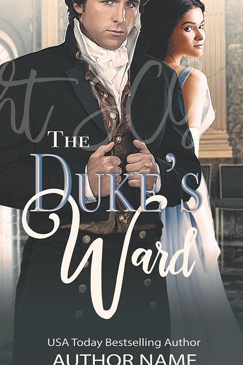 The Duke's Ward - Premade Cover