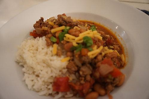 Chorizo Chili (March 3)