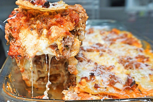 Meat Lasagna (Feb. 20)