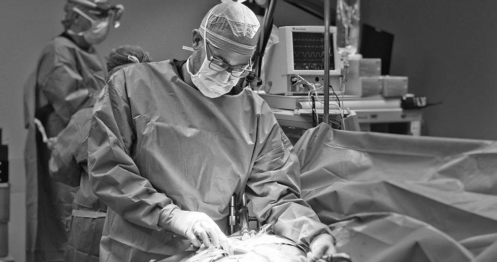 Cameron Prather, Neurosurgery