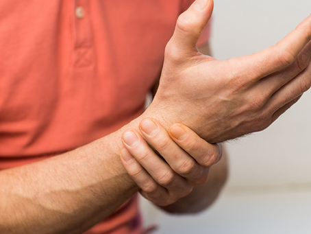 Learn more about carpal tunnel