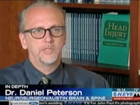 Dr. Daniel Peterson saves skateboarder