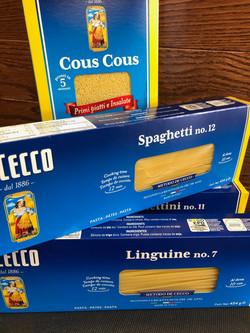 De Cecco pasta