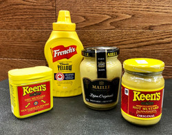 Mustard and Mustard Powder