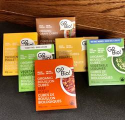 Go Bio Organic Bouillon Cubes
