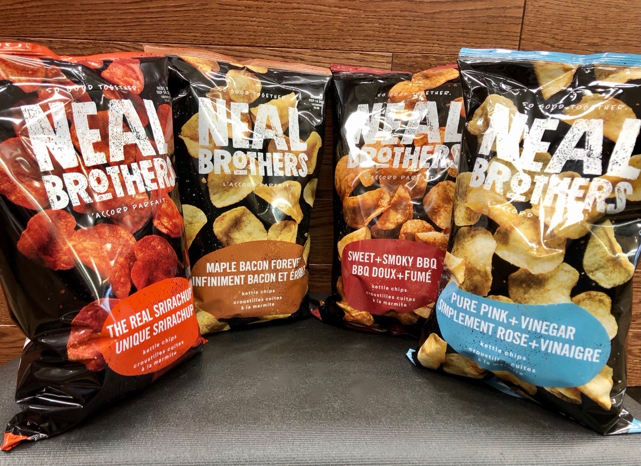 Neal Brothers Chips