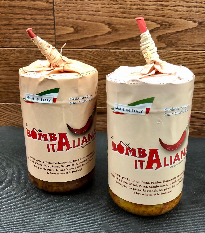 Bomb Italiana Hot sauce