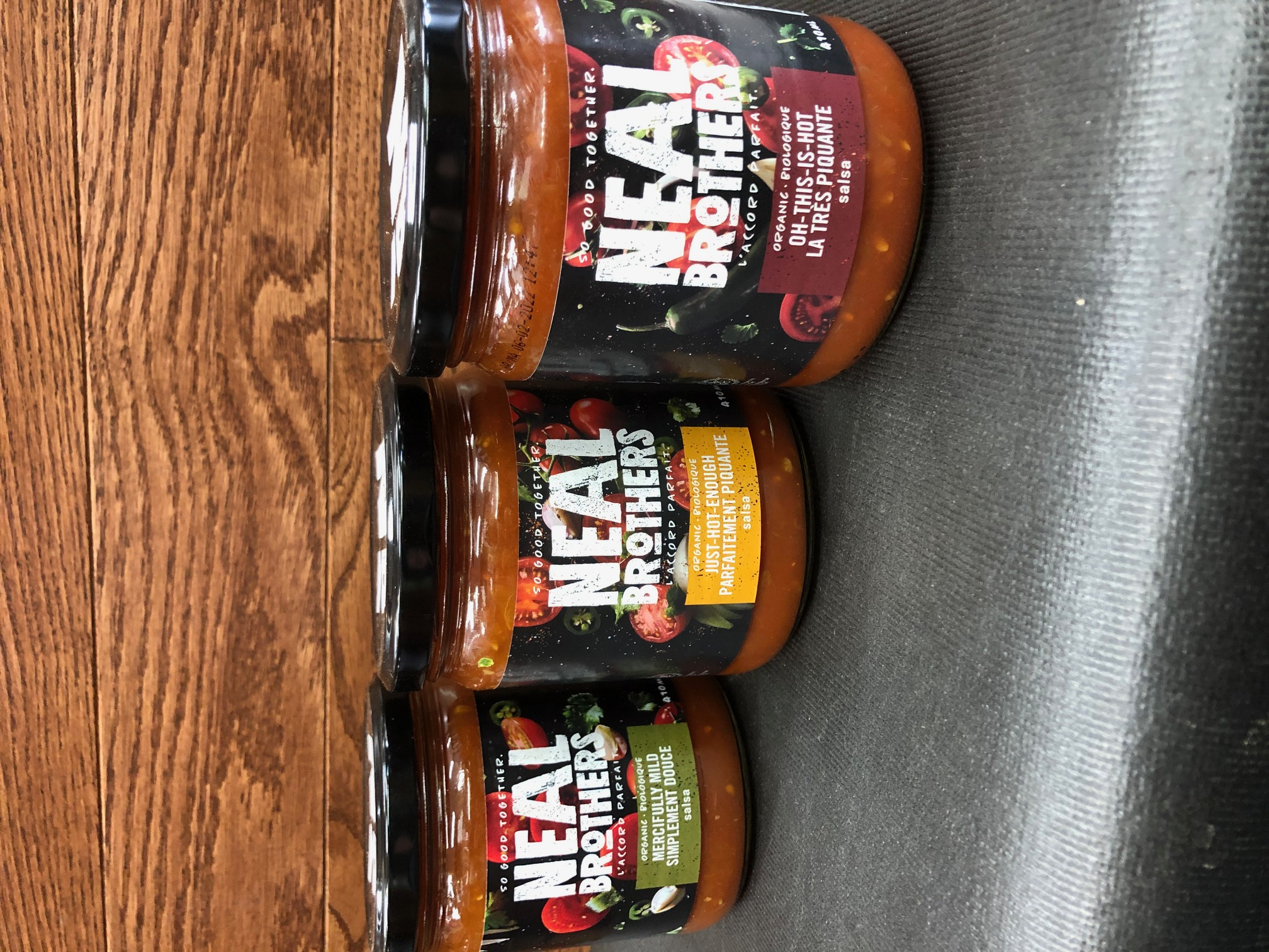 Neil Brothers Salsa