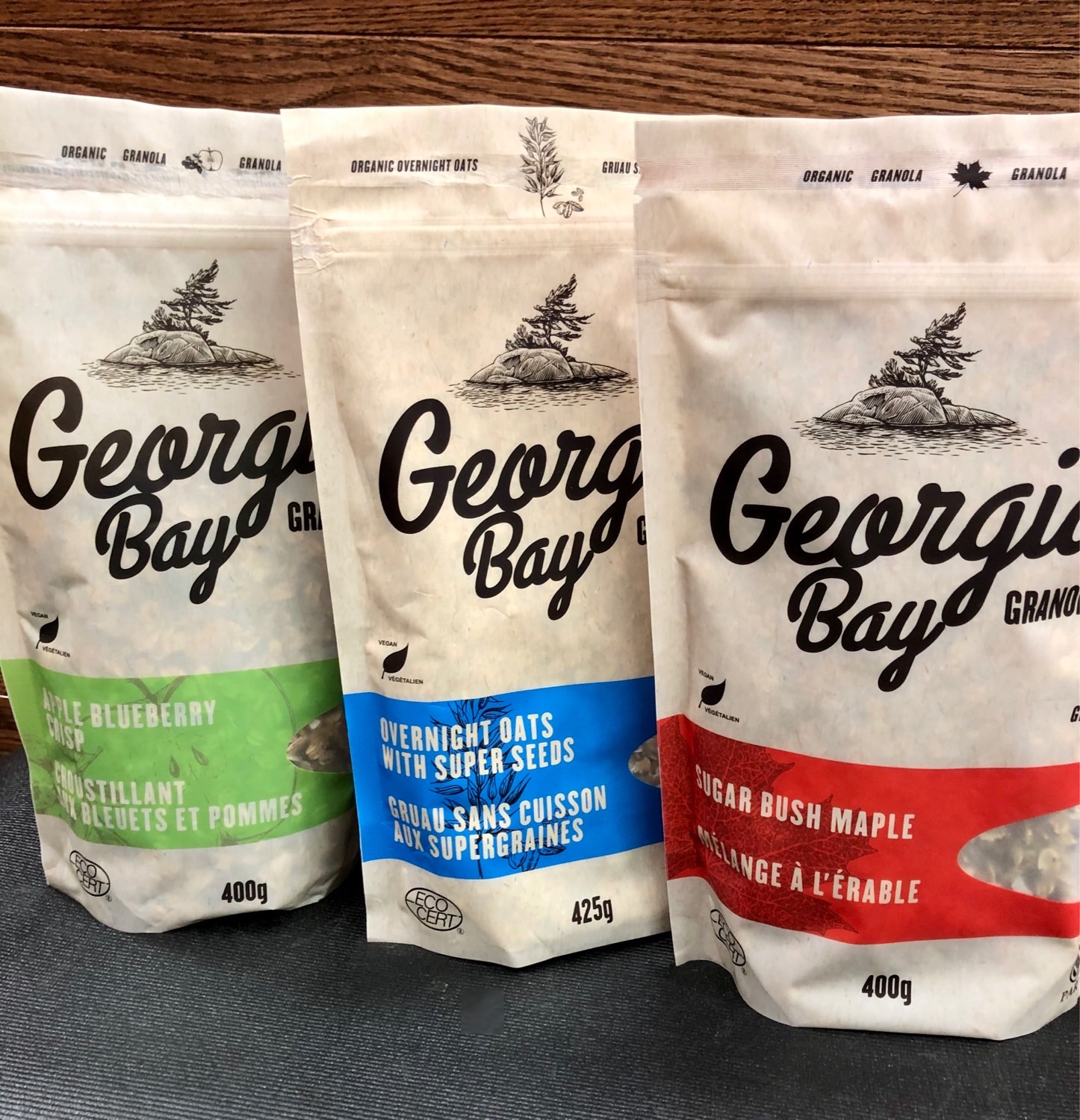 Georgia Bay Granola