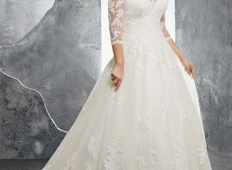 Five Stunning Gowns For Nashville / Clarksville Curvy Brides