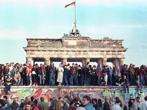 O Muro de Berlim, a memória do passado alemão