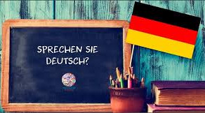 A língua alemã