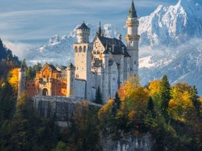 Castelo de Neuschwanstein, maravilha alemã
