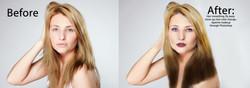 blond after