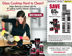 Weiman Magazine ad and Coupon