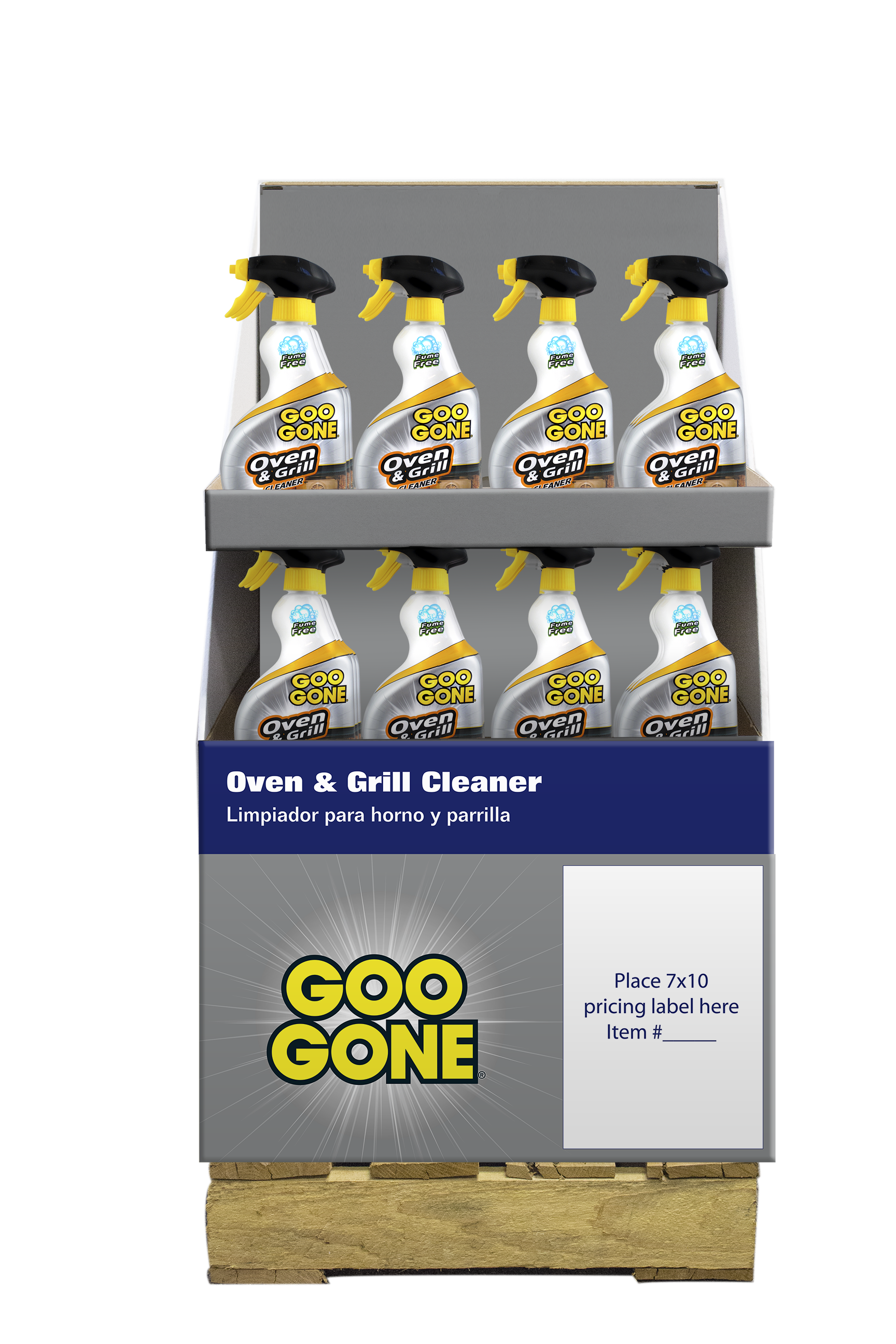 Goo Gone Display