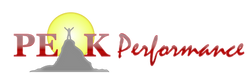 Peak Performance Logo (speaker)