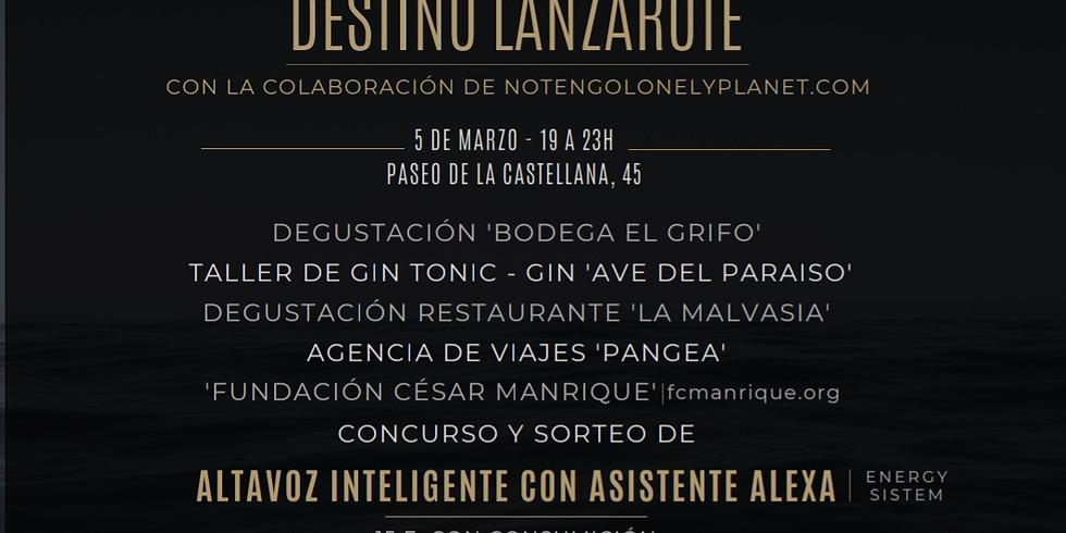 Destino Lanzarote