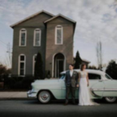 Nashville Party Bus- Bel Air Wedding Car