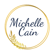 Michelle Cain logo gold navy (1).png
