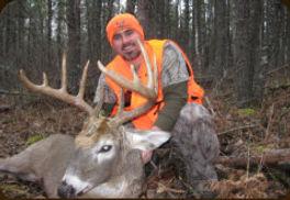 ontario deer hunting