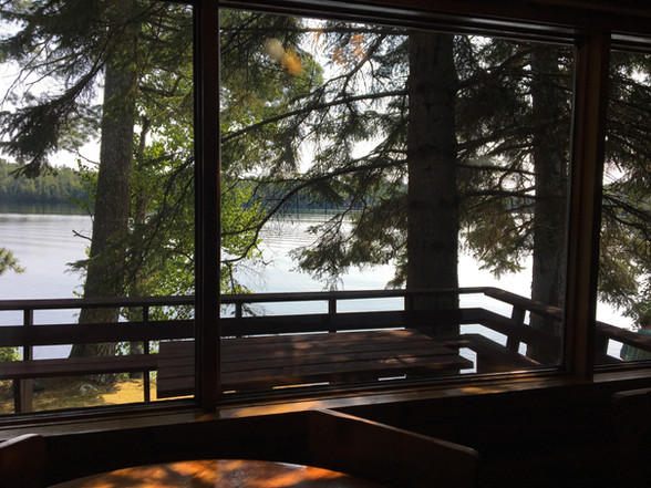 cabin 9 view