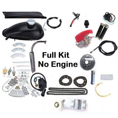 Full 2 Stroke Engine Kit (NO ENGINE)
