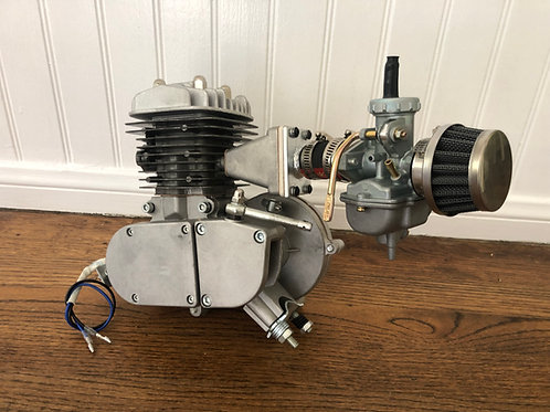 Wildcat PRO Racing Engine 80cc Ported 5HP
