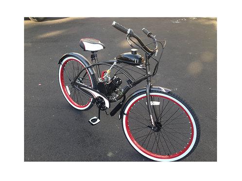 "GLIDER 26"" 80cc Motorbike- Bike and Engine Full Kit"