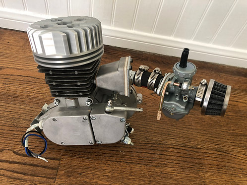 Wildcat PRO Racing Engine 80cc Ported 5HP With CNC Head
