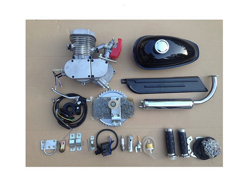 Authentic Wildcat™ PK80 80cc Motorized Bike Kit