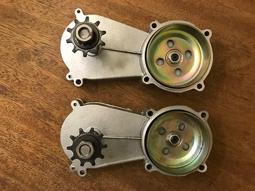 2x Transmission For Firecat Four Stroke 48cc Kit