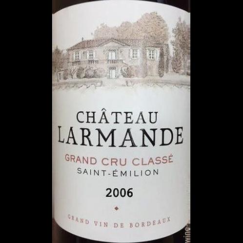 Chateau Larmande 拉曼德酒莊 2006