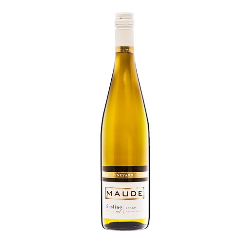 Maude East Block Riesling 莫德雷司令 '12