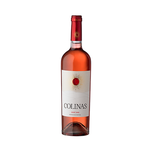 Colinas Rose 太陽桃紅葡萄酒 '09