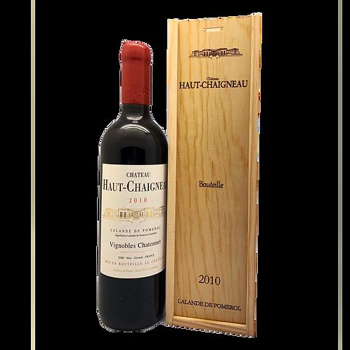 Ch. Haut-Chaigneau w/box 紅霞歌單支木盒 '10 750ml
