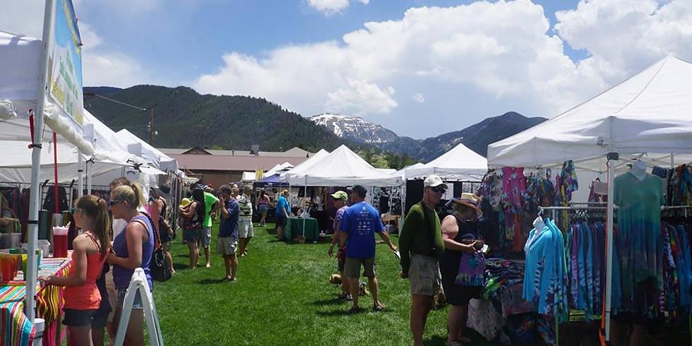 Grand Lake Chamber's Arts & Crafts Festival (2 days)