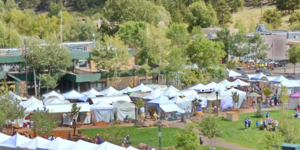 Estes Park Labor Day Arts & Crafts Show (3 days)