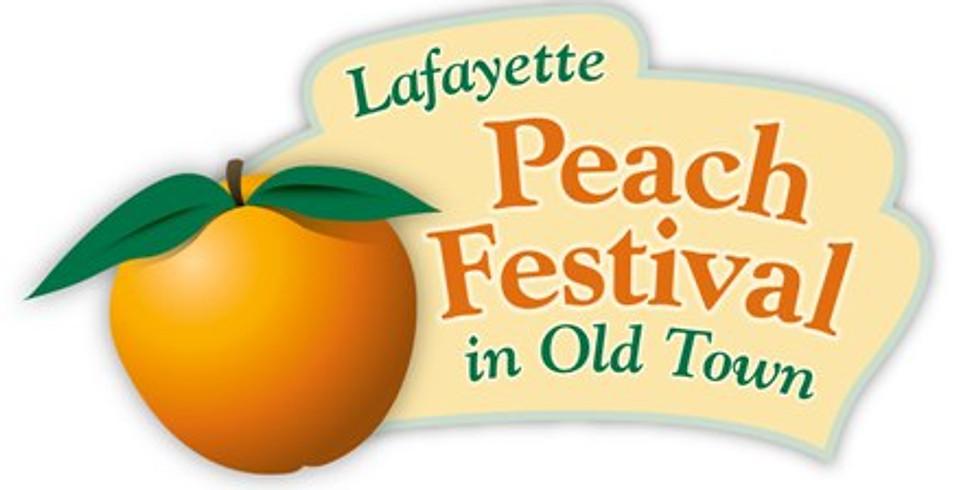 Lafayette Peach Festival